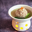 Stewed Huaiyang style meat ball soup