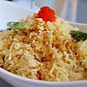 Sea urchin fried rice