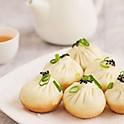 Homemade Shanghai Fried pork mini bun (6pcs)