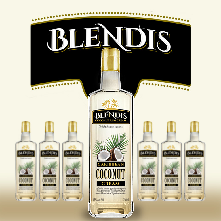 Blendis Coconut Cream