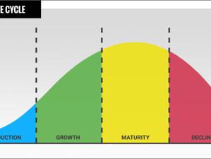 Menemukan Bisnis yang Tepat (Part 3) - Siklus Hidup Produk