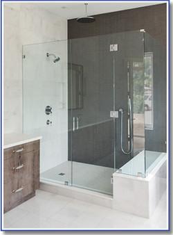 90 degree Shower Enclosure, Coral Gables