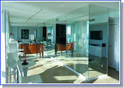 Mirrored Walls, Coral Gables