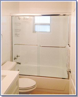 Tub Bypass Shower, Coconut Grove
