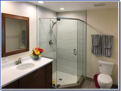 Neo-Angle Shower Enclosure, Palmetto Bay