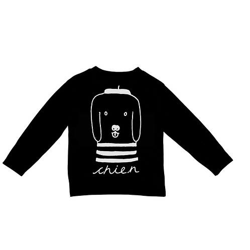 CHIEN Long sleeve