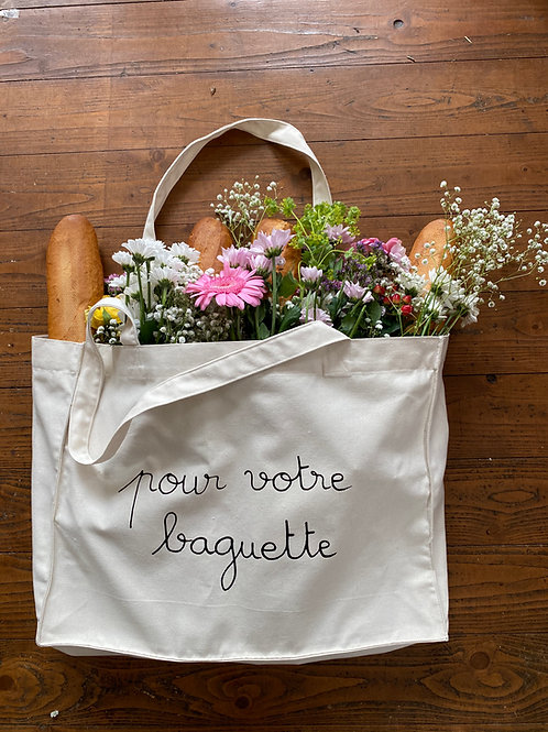 For your Baguette LARGE Natural