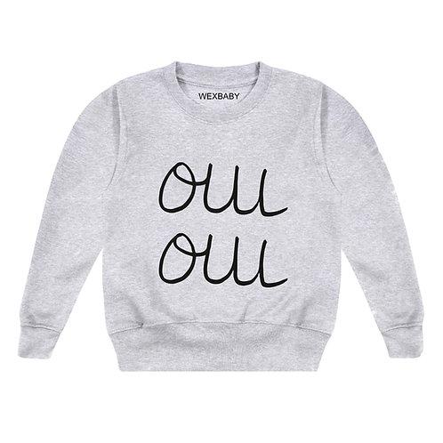 OUI OUI sweatshirt