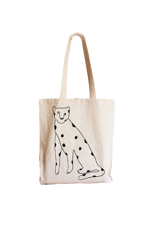 Wexbaby Tote bag Leopard