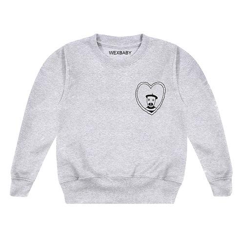 Pepe love sweatshirt