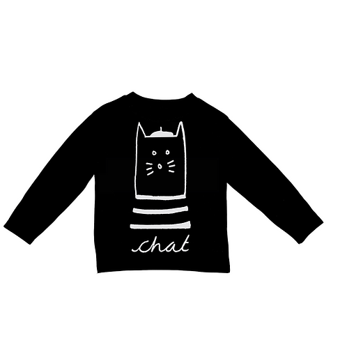 Chat long sleeve