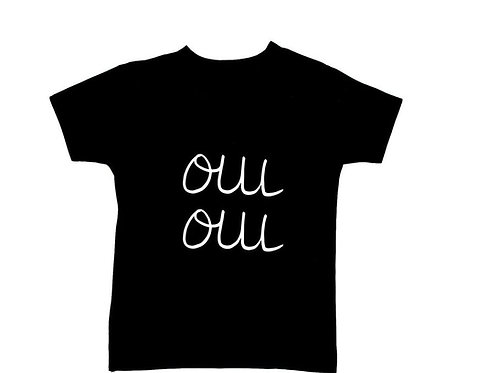 OUI OUI 2-3 years BLACK