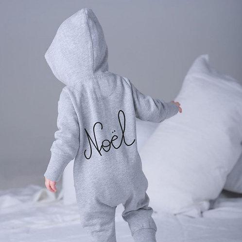 Noel onesie