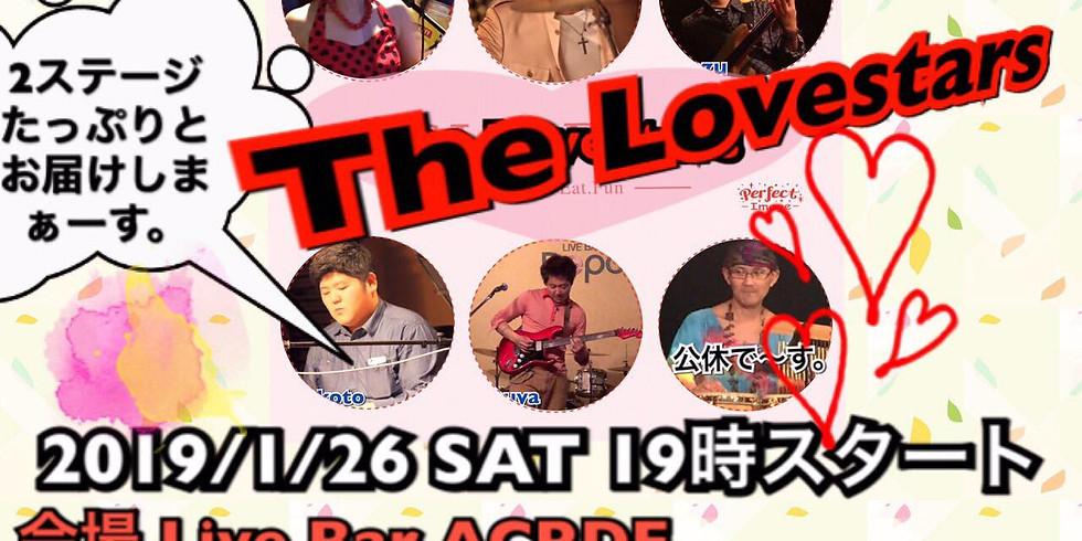 The Lovestars Live!