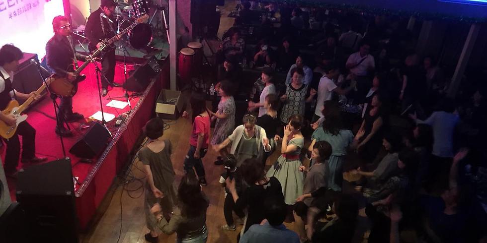 ダンスライブ@舞華(アコルデは休業します)