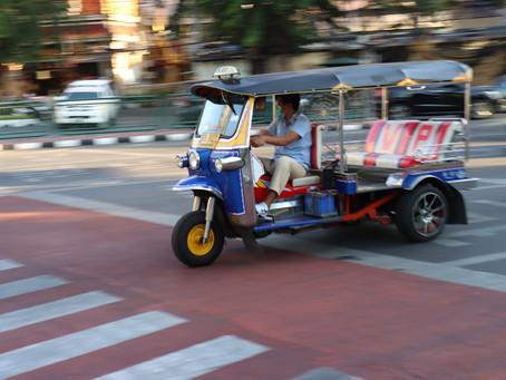 タイのスラム救済募金のご報告
