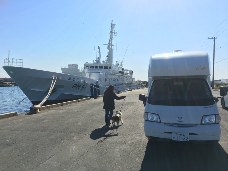 レンタルキャンピングカー銚子港