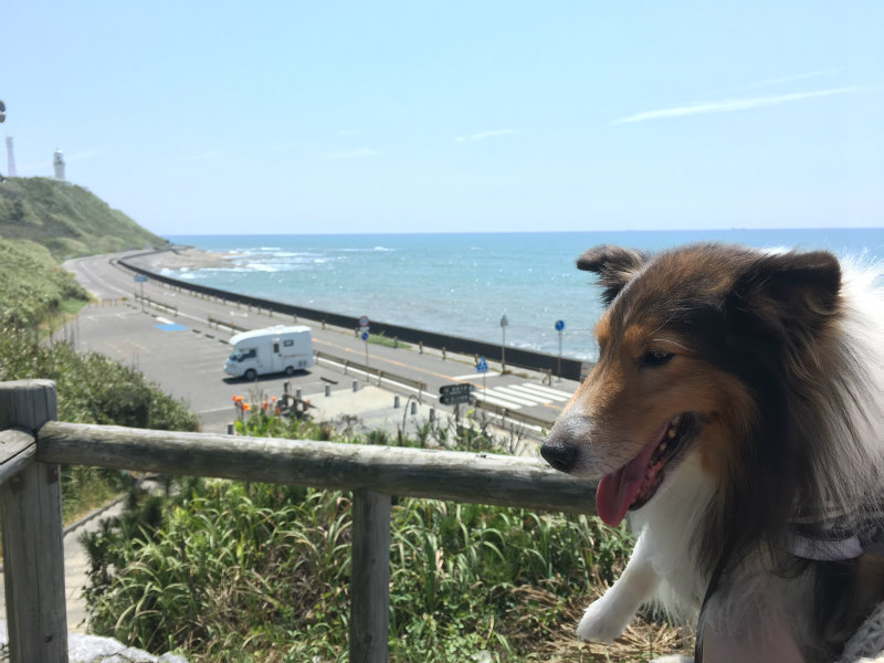 レンタルキャンピングカー御前崎海岸
