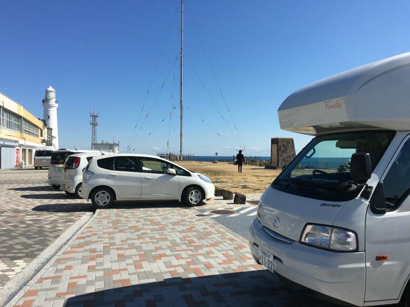 レンタルキャンピングカー犬吠埼灯台
