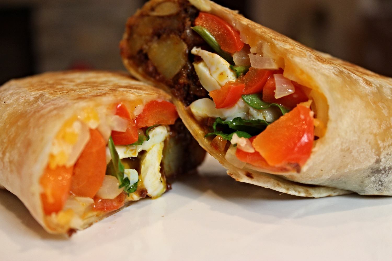Eggcellent Burrito