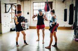 Kampfsport Training, Personaltrainer, Moreno Sports, MMA, Boxen
