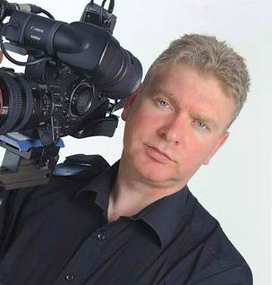 Midlands Video Cameraman, Brian Wheatley