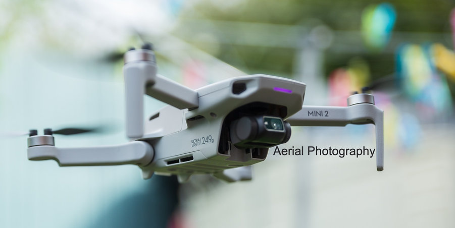 Aerial Photographer in the Midlands.