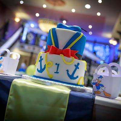 Nico's 1st Birthday Party