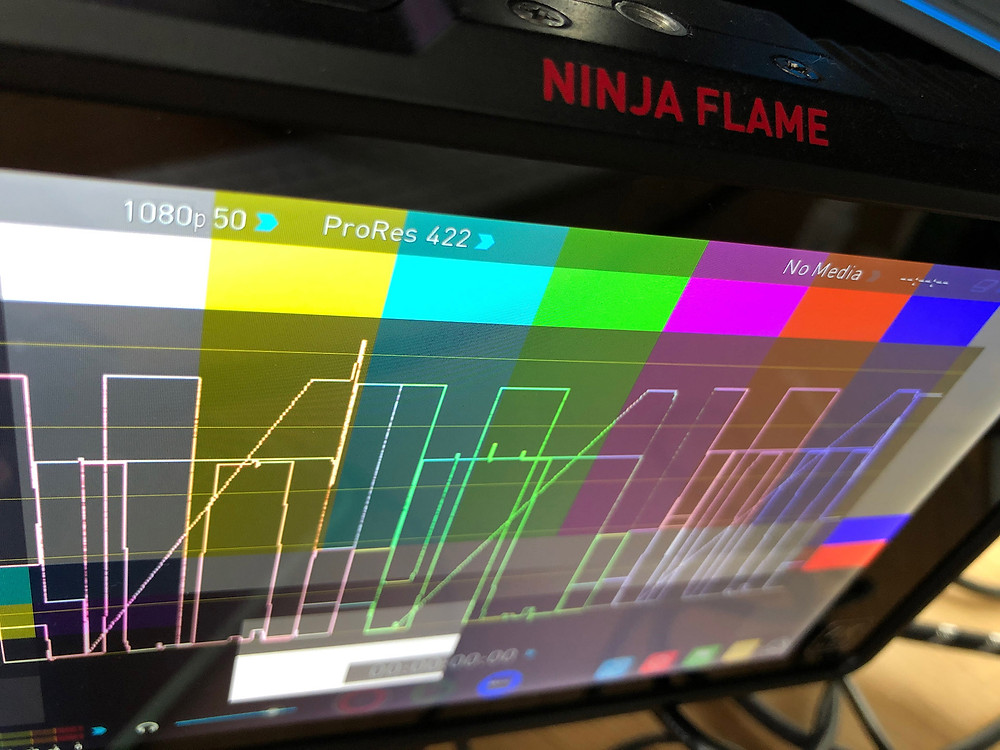 Midlands Video Production Company buy HDR and 4K Atomos Recorder