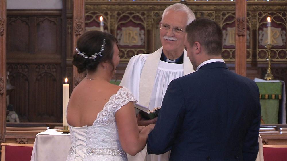 wedding videographer in wolverhampton