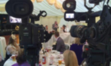 Videographer for Wedding Speeches Video, The Multi Media Market, UK
