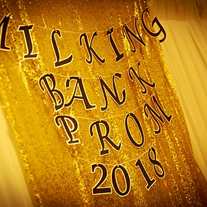Milking Bank Prom 2018