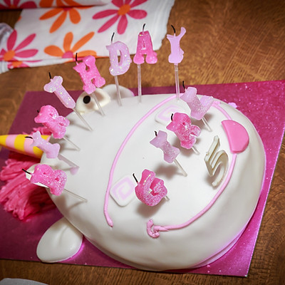 Emily's 5th Birthday Party