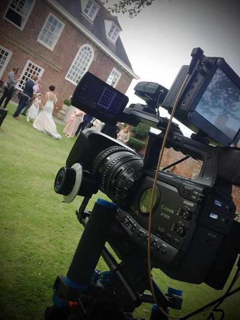 Contact West Midlands Wedding Videographer, The Multi Media Market Wedding Videography