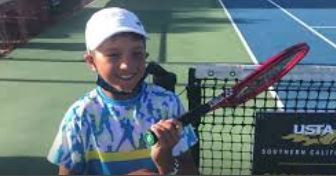 Viral Buzz Continues Around 10-Year-Old Who Hits Forehand and Serves Lefty and Righty