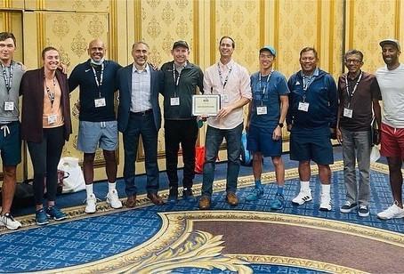 USPTA World Conference Makes Triumphant In-Person Return