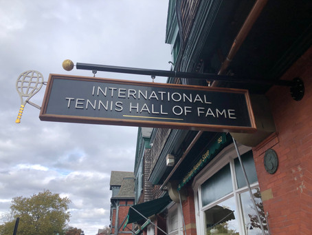 Taking A Stroll Down Memory Lane at the Hall of Fame