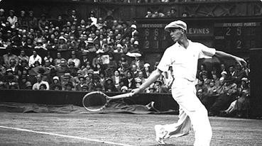 Ellsworth Vines – From Wimbledon Champion To Masters Golf Competitor