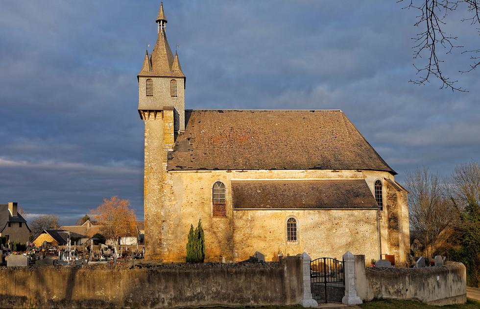 Eglise ORIGNAC