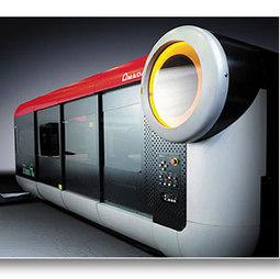 6 x 10 foot 4KW Laser