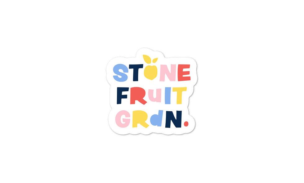 SFG stickerino's
