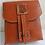 Thumbnail: Поясная сумка с ремешком (светлая)