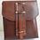 Thumbnail: Поясная сумка с ремешком (тёмная)