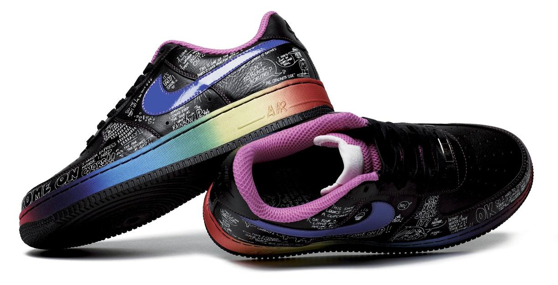Nike AF1 Colette