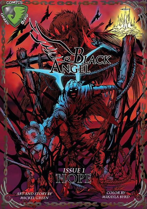 Black Angel #1: HOPE