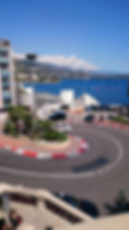 Curva de F1, Monaco