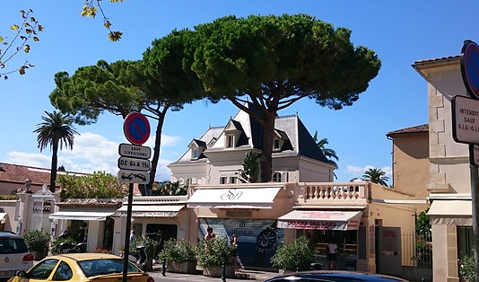 Boulevard Vasserot, St.Tropez, Francia