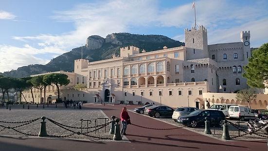 Palacio de los Príncipes, Mónaco