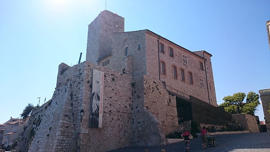 Museo Picasso, Antibes, Francia