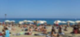 Playa Barceloneta, Barcelona